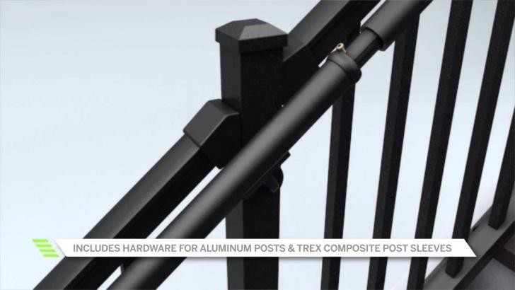 Inspirational Trex Ada Handrail Picture 494