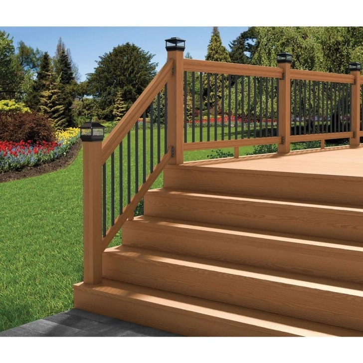 Inspirational Wood Deck Stair Railing Image 479