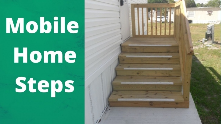 Inspirational Wood Mobile Home Steps Picture 981