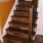 Inspiring Best Wood For Stair Treads Image 352