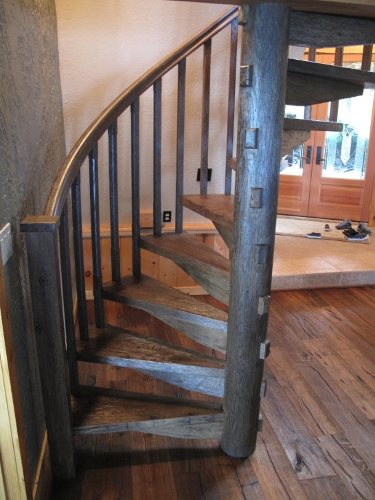 Inspiring Custom Spiral Staircase Photo 877