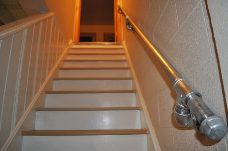 Inspiring Diy Stair Handrail Image 751
