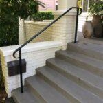Inspiring Exterior Handrails For Steps Image 135