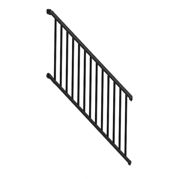 Inspiring Exterior Wrought Iron Railings Home Depot Photo 985