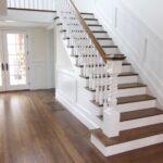 Inspiring Hardwood Floor Stairs Picture 610