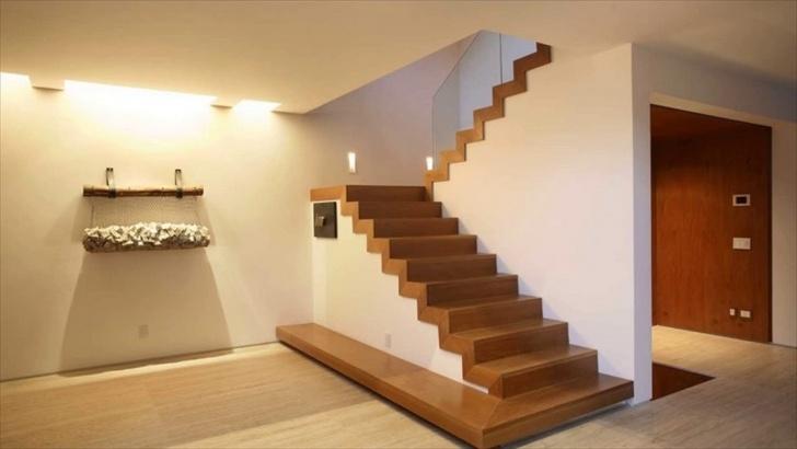 Inspiring House Interior Steps Design Photo 246