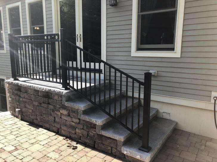 Inspiring Metal Deck Stairs Image 076