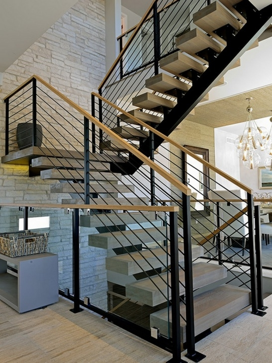 Inspiring Modern Railings Interior Picture 373