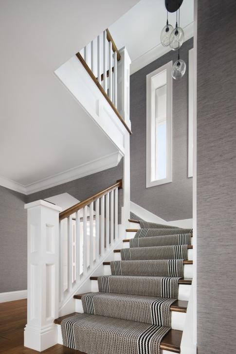 Inspiring Modern Stair Carpet Image 009