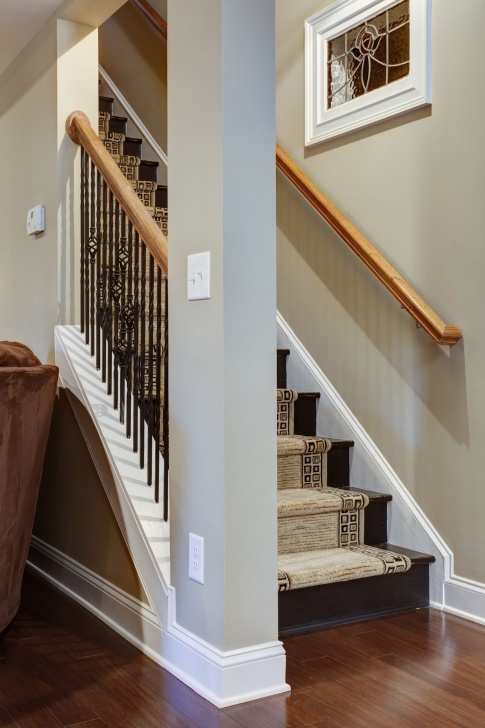 Inspiring Opening Up Staircase To Basement Photo 344