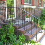 Inspiring Outside Stair Design For Small House Image 833