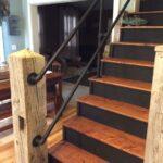 Inspiring Pipe Stair Handrail Photo 598