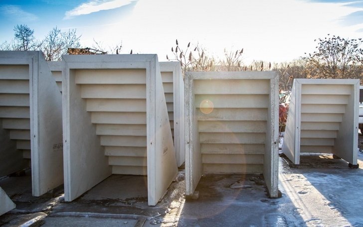Inspiring Prefab Basement Stairs Photo 963