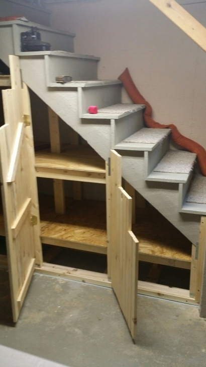 Inspiring Replacing Basement Stairs Picture 643