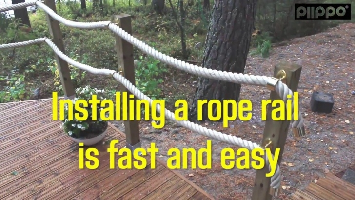 Inspiring Rope Handrail Outdoor Picture 390