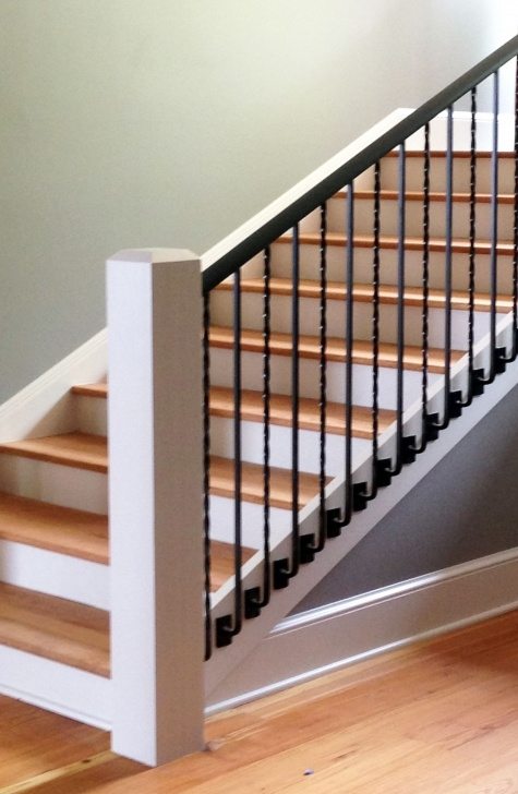 Inspiring Side Railing For Stairs Image 711