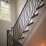 Inspiring Stairs Railing Designs In Iron Image 126
