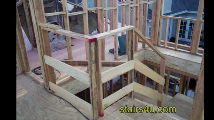 Inspiring Temporary Handrail For Stairs Photo 004