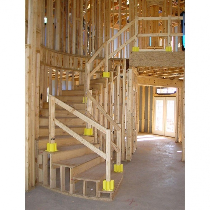 Inspiring Temporary Stair Railing Image 551