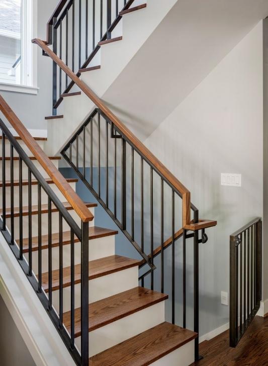 Inspiring Temporary Stair Railing Photo 885