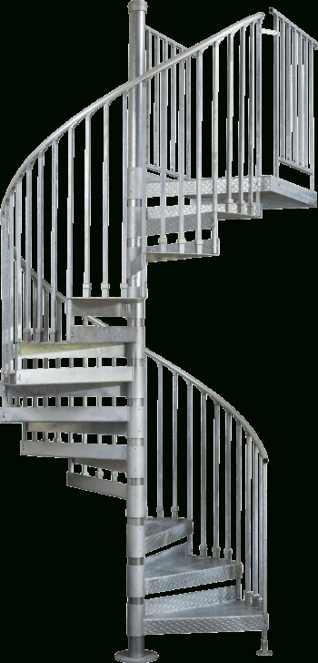 Interesting Aluminum Spiral Staircase Picture 563