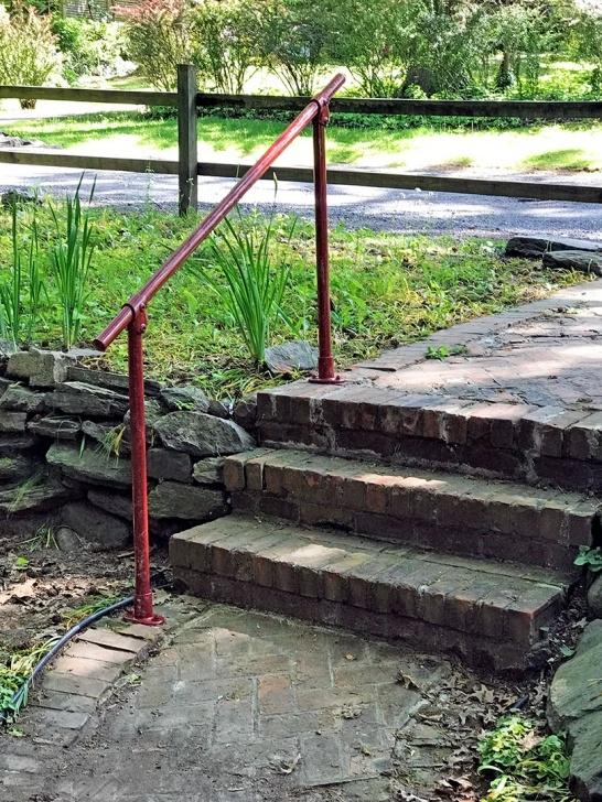 Interesting Diy Outdoor Handrail Image 282
