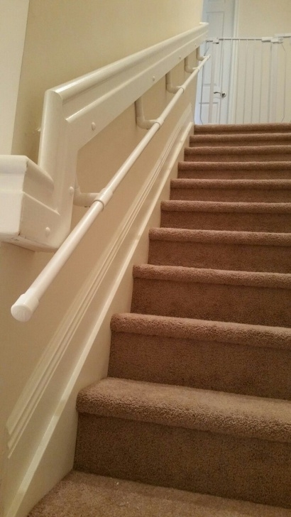 Interesting Diy Stair Handrail Image 172