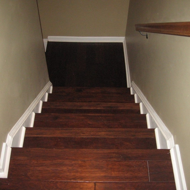 Interesting Engineered Hardwood Stairs Image 380