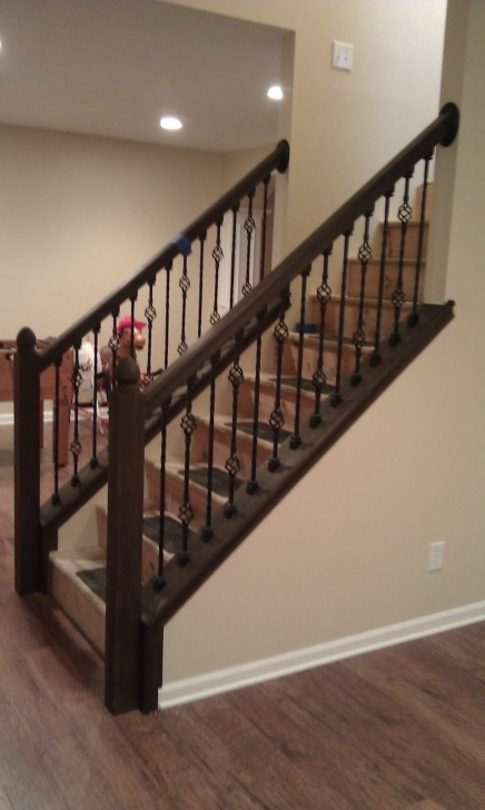 Interesting Inside Stair Railings Photo 627