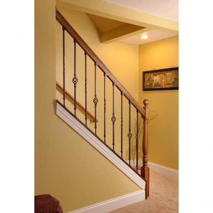 Interesting Iron Balusters Lowes Picture 455