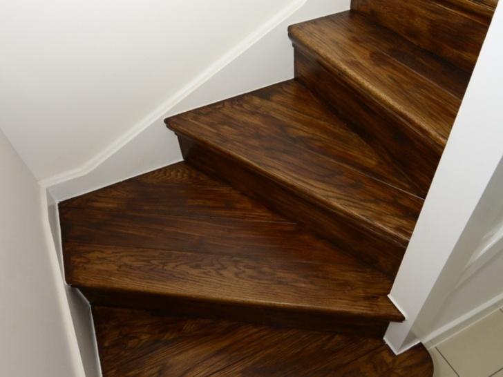 Interesting Oak Stair Treads Menards Photo 170