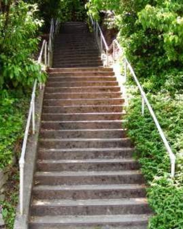 Interesting Outdoor Stairs Near Me Photo 887