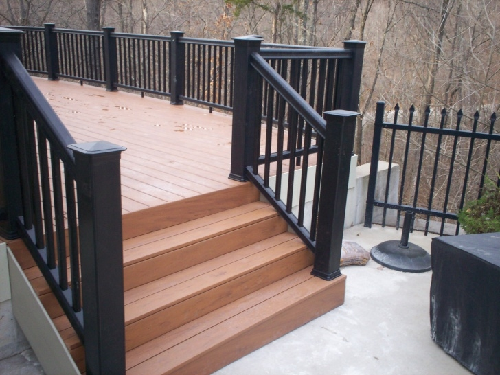 Interesting Railing Designs For Outdoor Stairs Photo 597