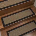 Interesting Sisal Stair Treads Photo 462