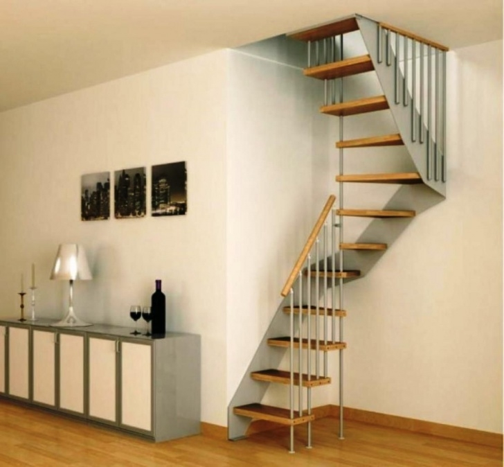 Interesting Staircase For Small House Picture 329