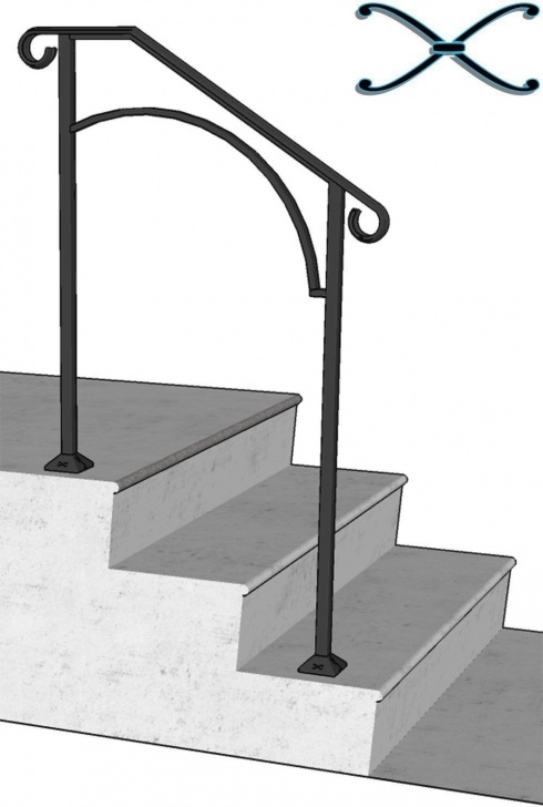 Marvelous 3 Step Handrail Photo 364