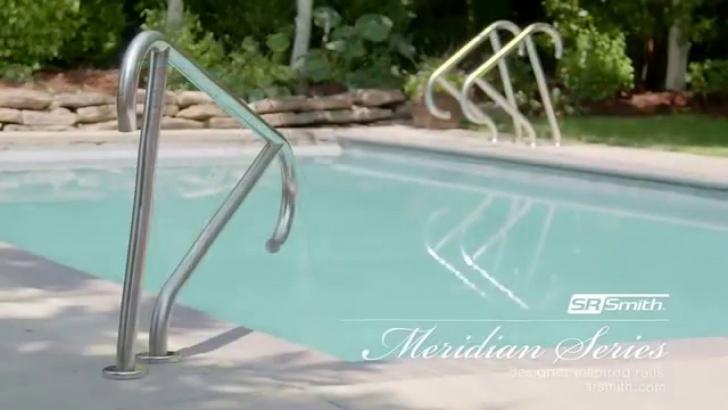 Marvelous Artisan Pool Handrail Photo 679