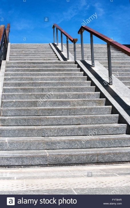 Marvelous Concrete Exterior Stairs Image 349