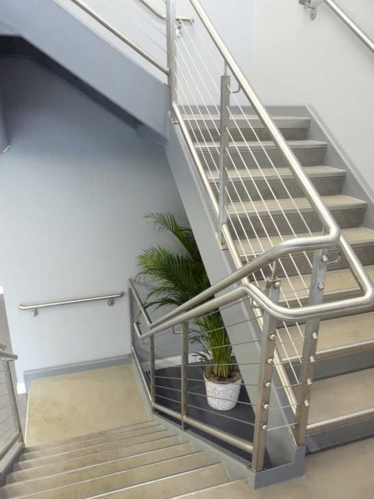 Marvelous Fabricated Steel Staircase Photo 010