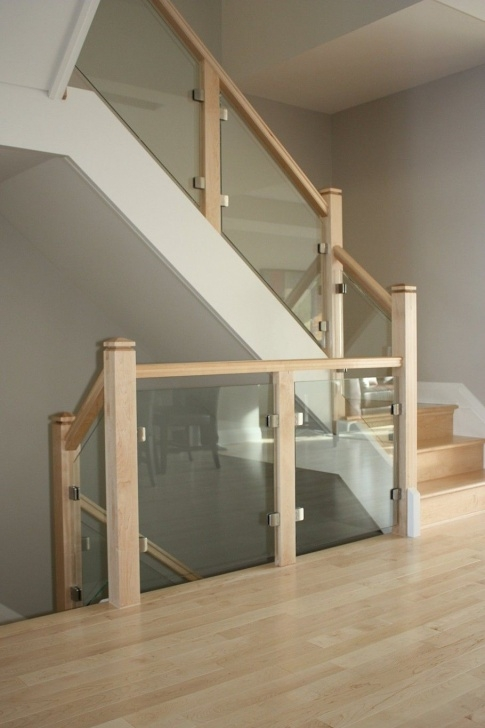 Marvelous Glass And Chrome Banisters Image 095