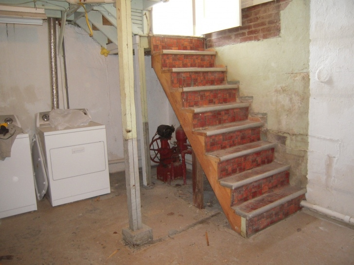 Marvelous Redoing Basement Stairs Picture 626