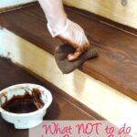 Marvelous Sanding And Staining Stairs Picture 319