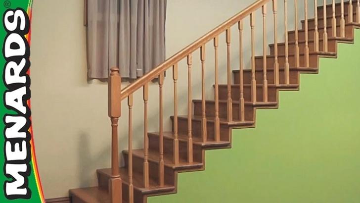 Marvelous Wood Railings For Steps Photo 261