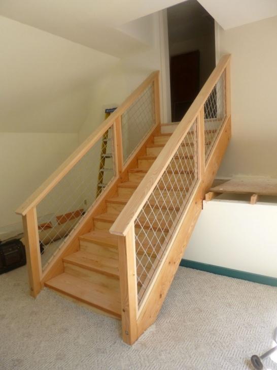 Marvelous Wood Railings For Steps Photo 433