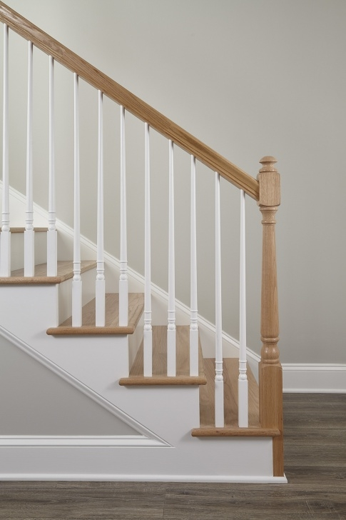 Marvelous Wooden Stair Banister Picture 939