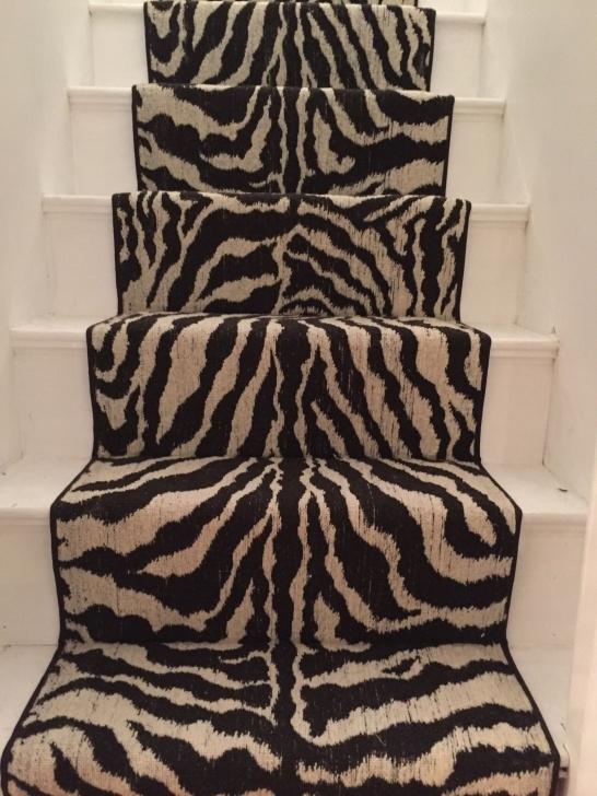 Marvelous Zebra Stair Carpet Image 683