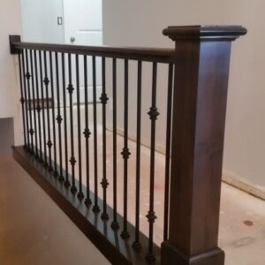 Banisters And Railings