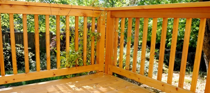 Most Creative Cedar Hand Railing Image 454