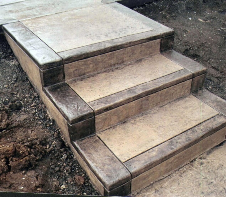 Most Creative Concrete Steps Design Image 851