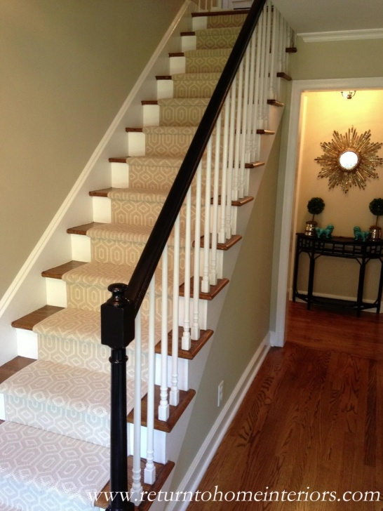 Most Creative Contemporary Stair Runners Image 707